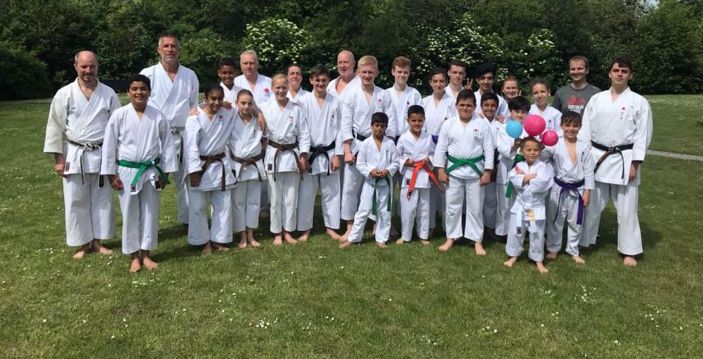 Karatelejr 2019